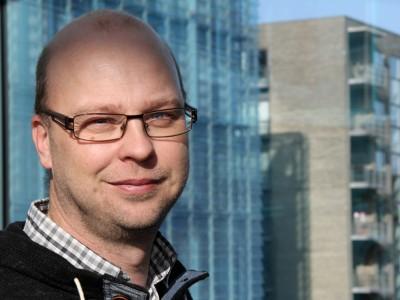 Thomas Elton Jensen (Foto: Ernst Poulsen)