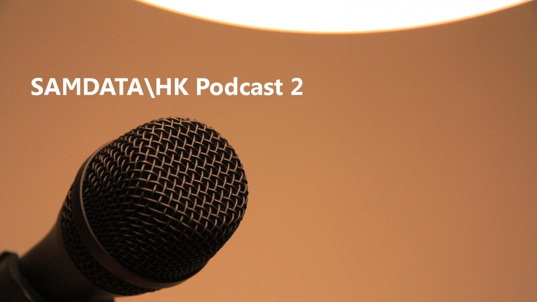 SAMDATA\HK Podcast 2 (Foto: Ernst Poulsen)