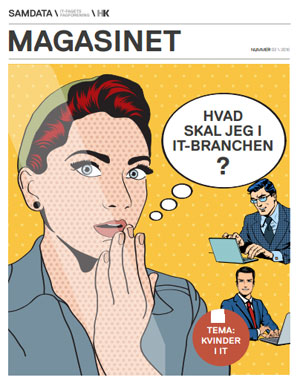 SAMDATA Magasinet 2016/03