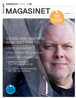 SAMDATA Magasinet 2018/03