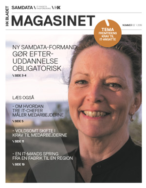 SAMDATA Magasinet 2019/03