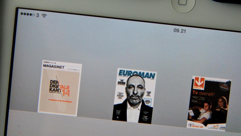 SAMDATA Magasinet iPad-udgave (Foto: Ernst Poulsen)