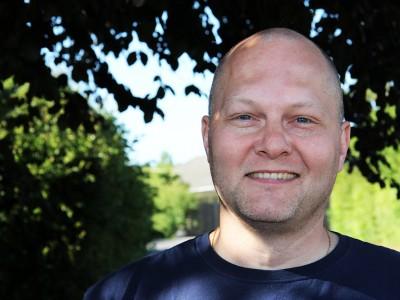 Henrik Kramshøj. Foto: Ernst Poulsen