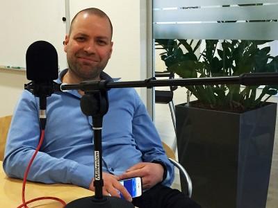 Lars Jacobense, chefredaktør på Computerworld (Foto: Jeppe Engell)